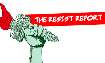 The Resist Report podcast