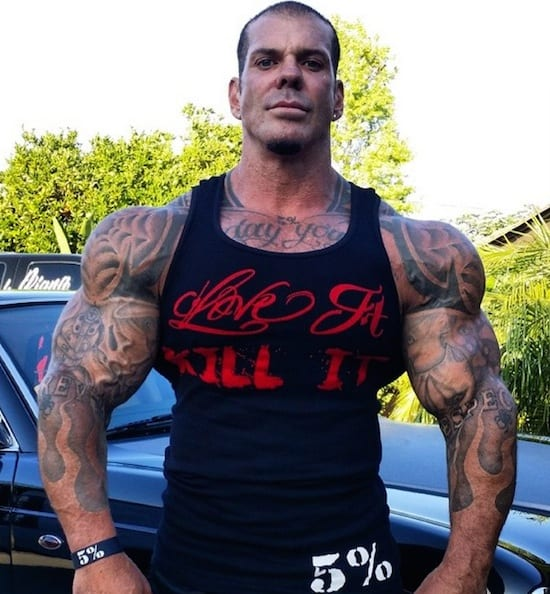 rich piana shirt