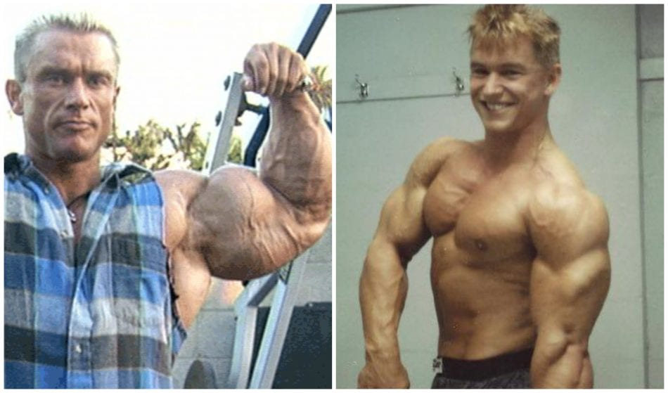 Lee Priest INCREDIBLE Transformation From A Boy To A ...