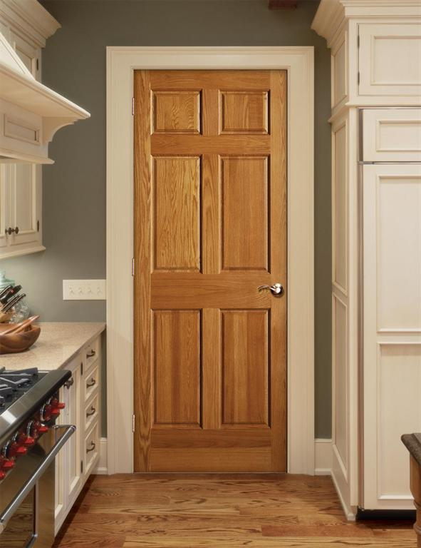 Lowes Unfinished Oak Kitchen Cabinets Brosco : Interior Doors