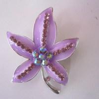Bros Grosir Manik Cantik Bunga Luna