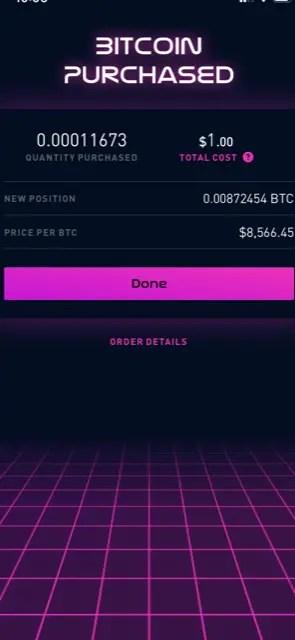 Buy fractional bitcoin