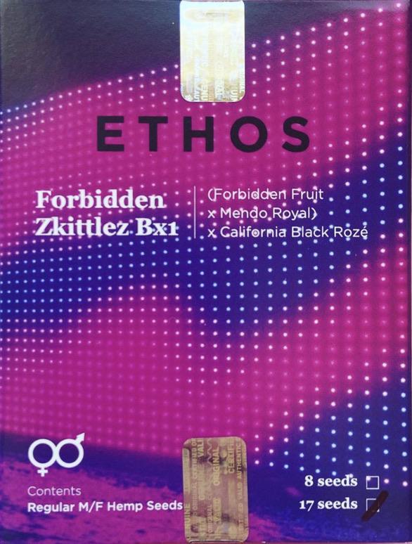 Ethos - Forbidden Zkittlez Bx1