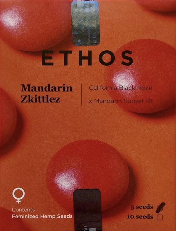 Ethos - Mandarin Zkittlez R1