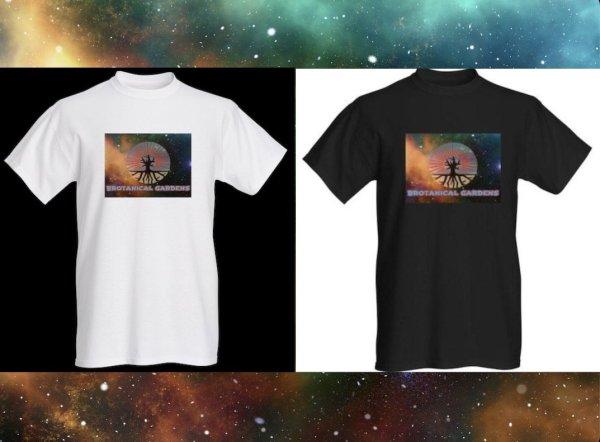 Brotanical Gardens Logo T-Shirt (Next Level Tees)