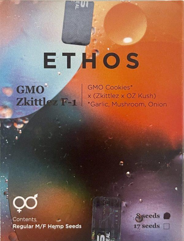 Ethos - GMO Zkittlez F1