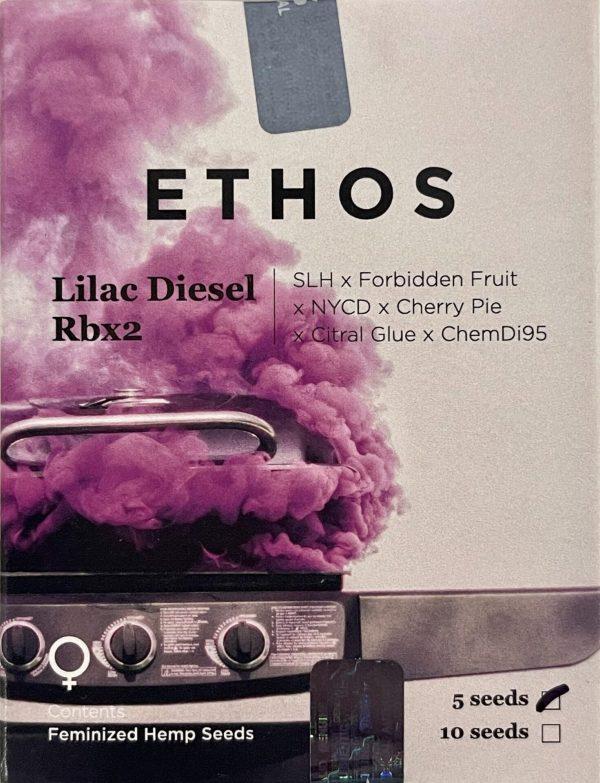 Ethos - Lilac Diesel Rbx2