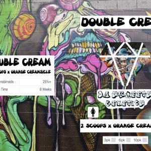 Da Skreets - Double Cream