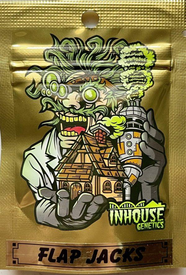 In House Genetics - Flap Jacks (Gold Pack)