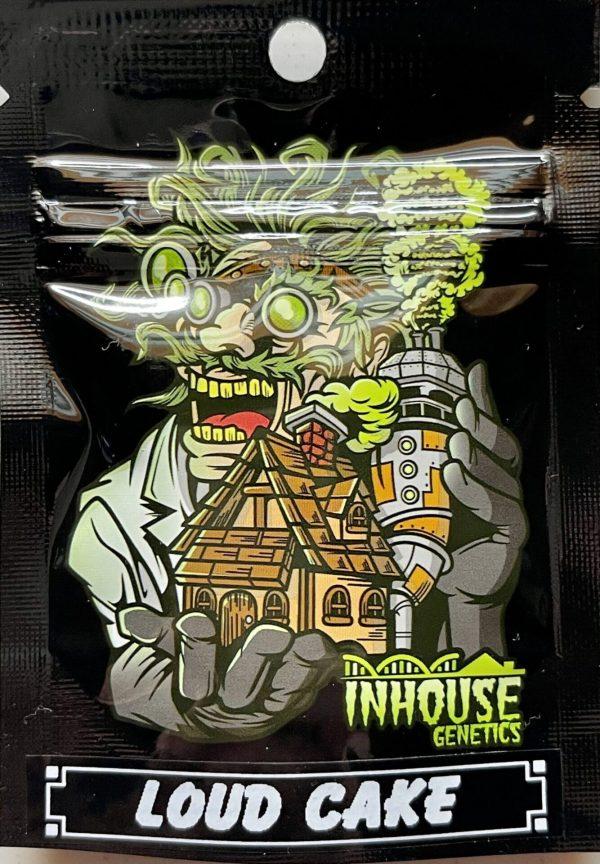 In House Genetics - Loud Cake