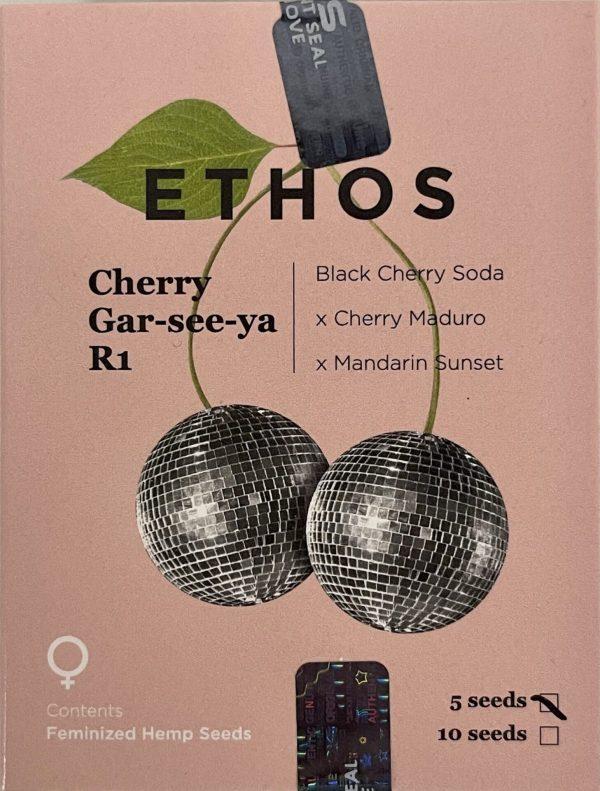 Ethos - Cherry Gar-see-ya R1