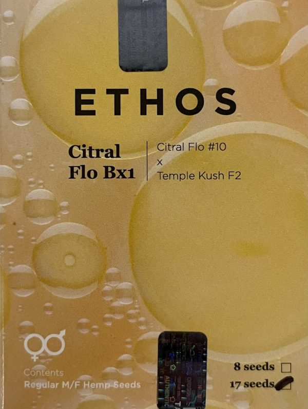 Ethos - Citral Flo Bx1