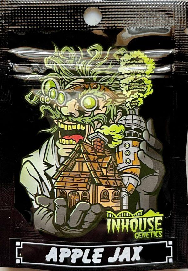 In House Genetics - Apple Jax