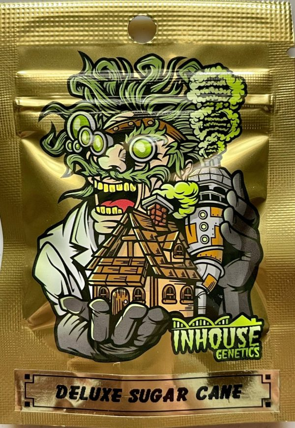 In House Genetics - Deluxe Sugar Cane (Gold Pack)
