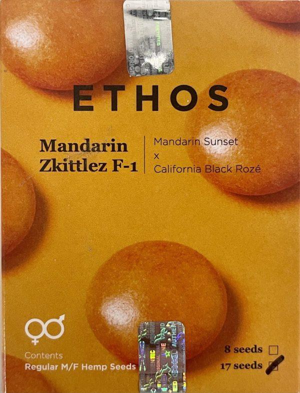 Ethos - Mandarin Zkittlez F1