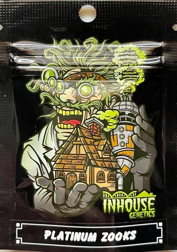In House Genetics - Platinum Zooks
