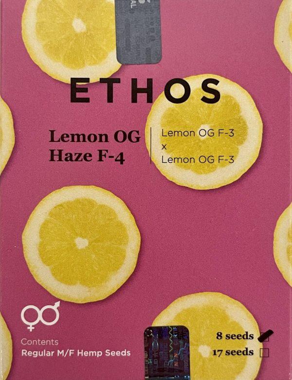 Ethos - Lemon OG Haze F4
