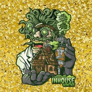 In House Genetics – Grape Slurri (Gold Pack)
