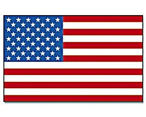 Fahne 90 x 150: USA