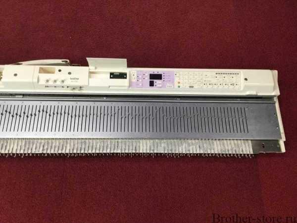 Двухфантурная вязальная машина Brother KH270/KR260 (Под заказ)
