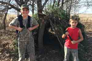 shelter, brother bloggers, homeschool, survival