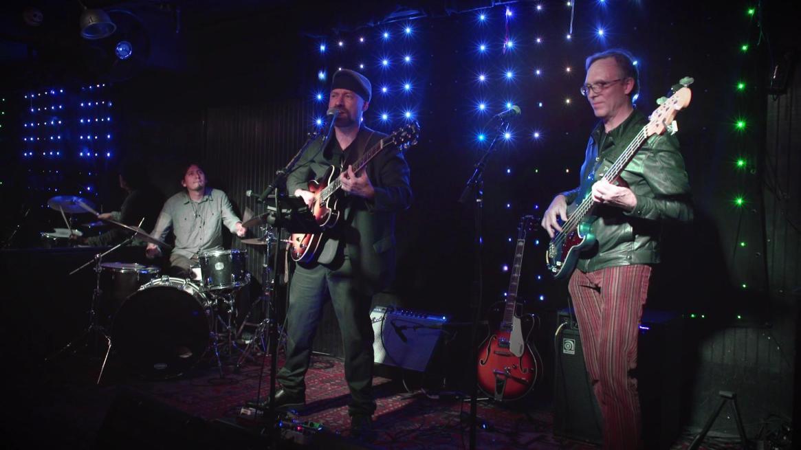 Bushwick Blooze Band at Bowery Electric