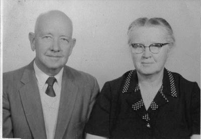 Will & Delia (O'Neal) Short