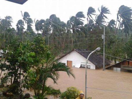 Supplies, Bibles, gospel reach Philippine island after typhoon