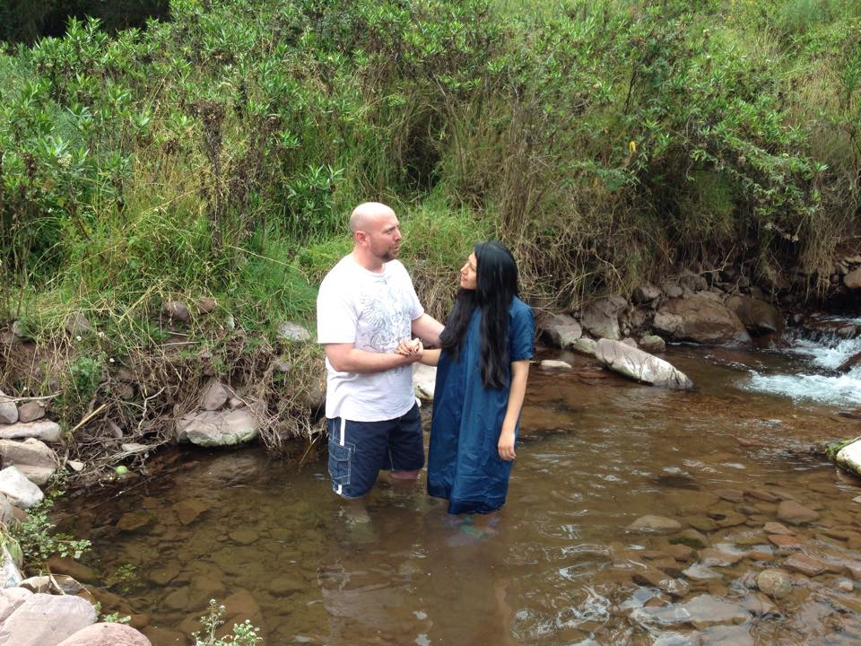 Where to baptize people? It doesn't matter, but …