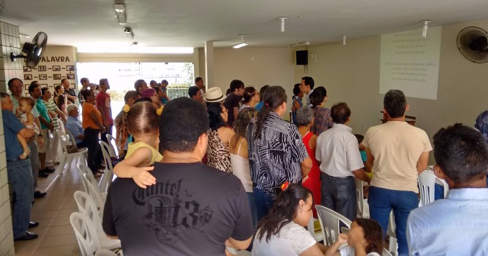 Friend Day in northeastern Brazil pulls in 30 non-Christian visitors
