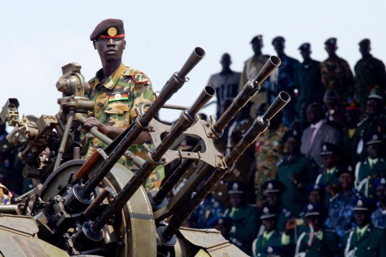 Violence pushes missionaries out of South Sudan