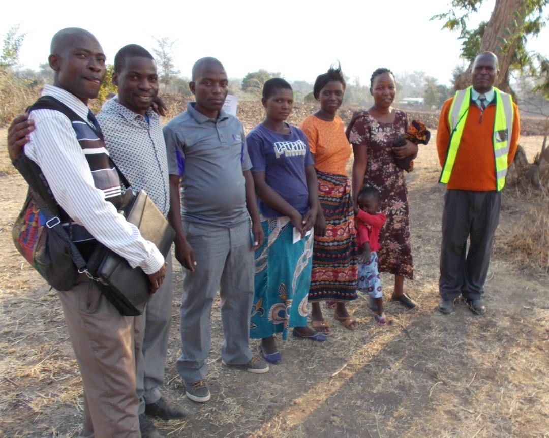 Deaf Christians, Mua, Malawi