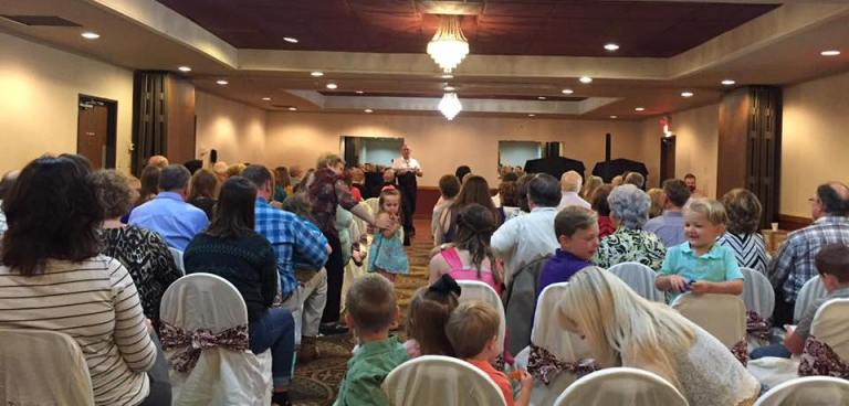 Texas: New congregation starts south of Abilene