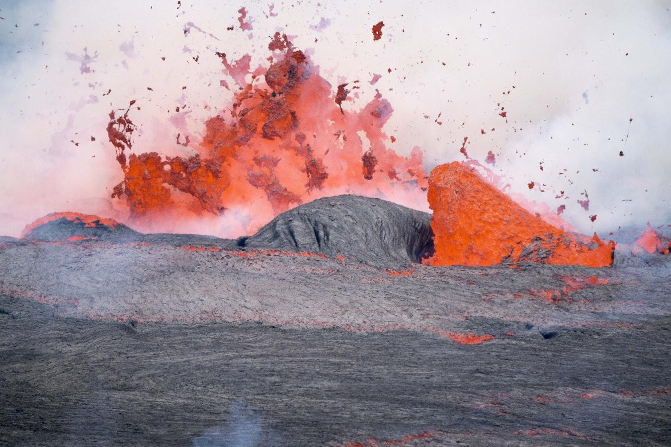 Saints safe from Guatemala volcano eruption