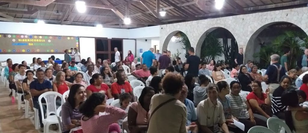 7 baptized at Brazil's Northeast lectureship