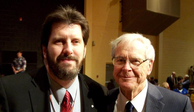 Tribute to Tom Holland, 'name synonymous with great gospel preaching'