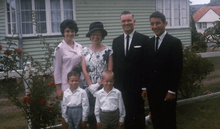 Former missionary pays tribute to missionary mom upon her passing