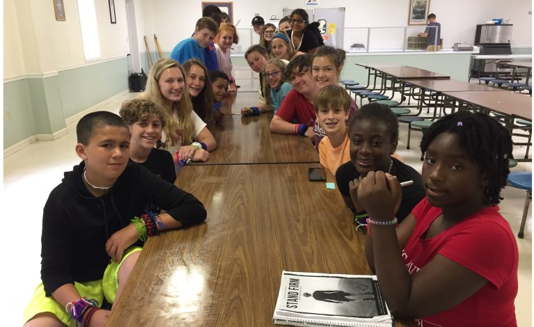 Wiregrass Christian Camp produces 23 new Christians in a week