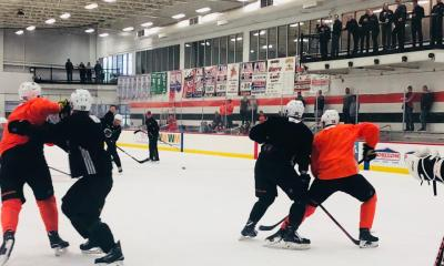 Flyers Training Camp 2021