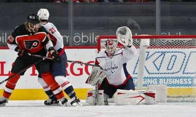Capitals vs Flyers
