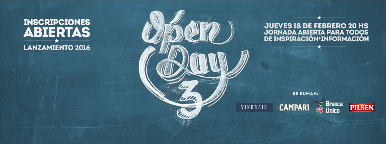 Brother Open Day 3 Lanzamiento 2016