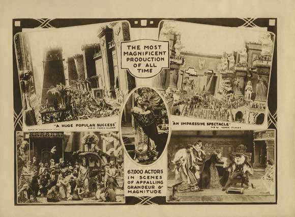 Image result for intolerance film 1916