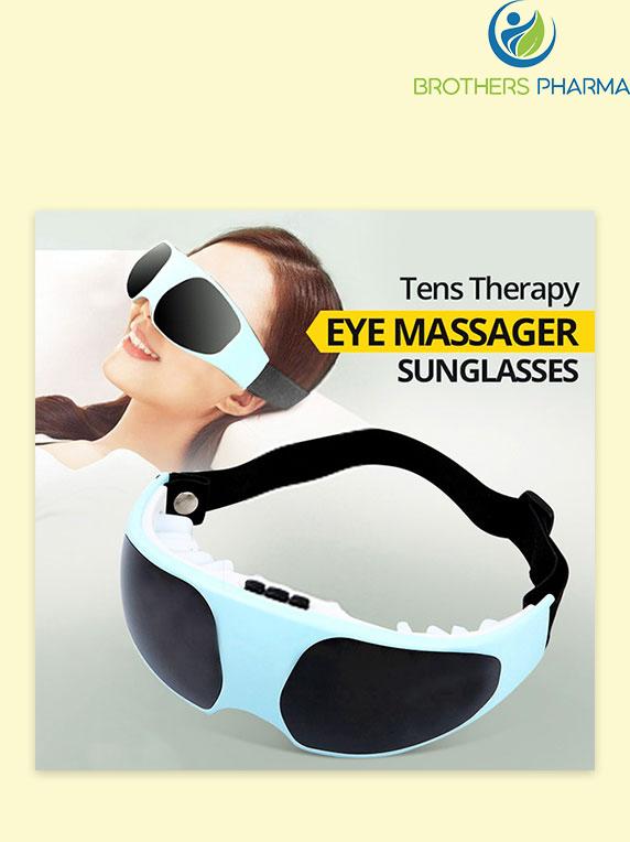 جهاز تدليك العين | Eye Massager Sunglasses