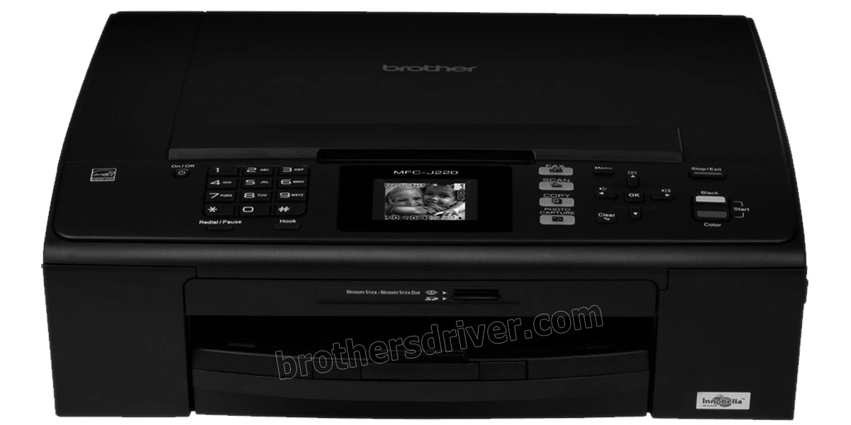 Brother MFC-J220 Driver Download