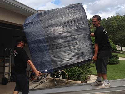 Full service long distance movers