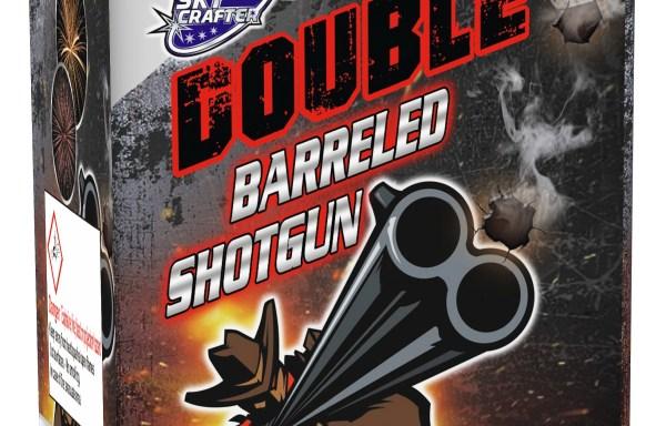 Double Barrelled Shotgun