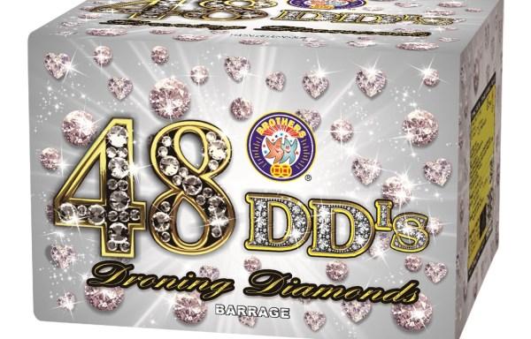 48DD'S Droning Diamonds