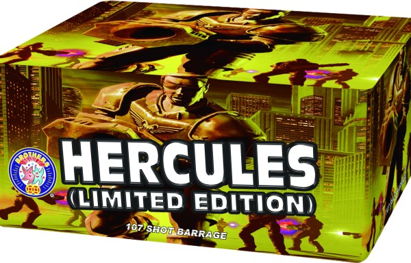 Hercules (Limited Edition)
