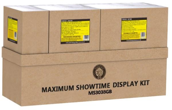 Maximum Showtime 2 Display Kit