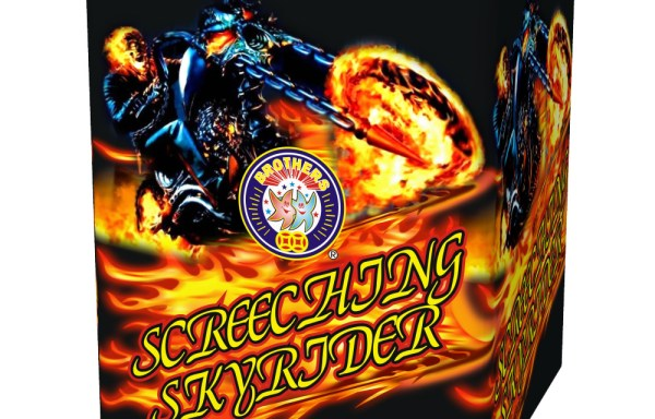 Screeching Skyrider